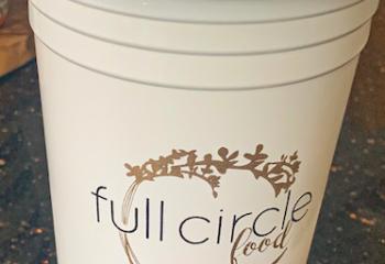FCF Reusable Solo Cup w/ Slide Open Lid